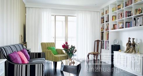 客厅墙面颜色风水 颜色+方位打造好风水