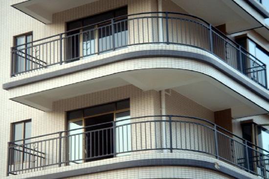 阳台护栏高度要求 阳台护栏效果图