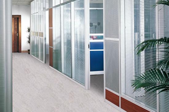 玻璃隔断价格 玻璃隔断效果图