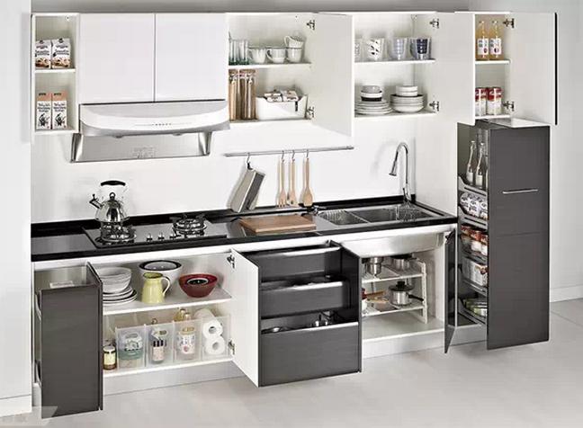 厨房家具平面素材