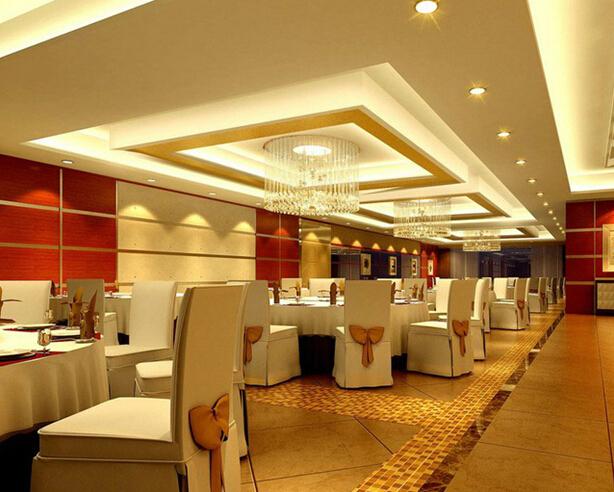 装修攻略 学装修 设计 03 正文          这款欧式华丽高档的饭店