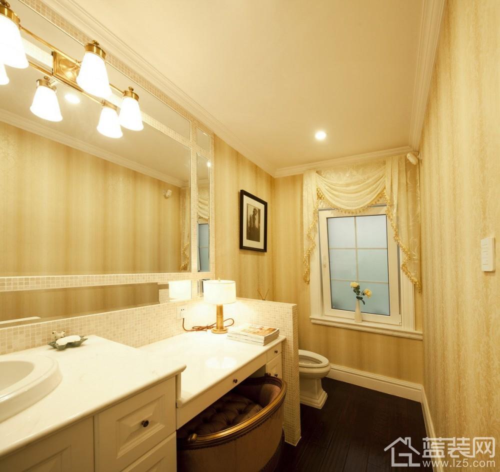 卫生间瓷砖搭配技巧 既讲风水又挑颜色的搭配