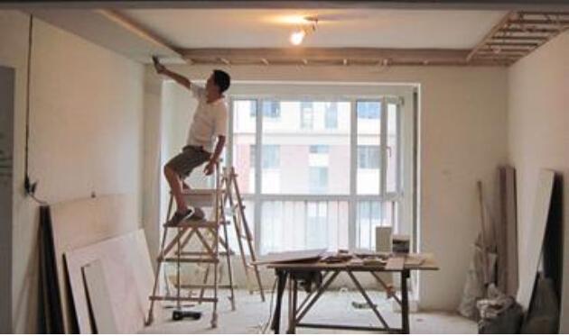 卧室石膏板吊顶装修效果图