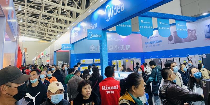 2020中国(西安)第44届蓝装家博会,圆满落幕!