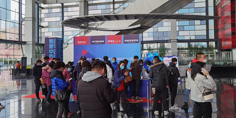 中国蓝装家博会-大连站第7届完美落幕 人气销量双丰收